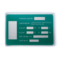 Screen-Printed-Stainless-Identification-Tag-Green